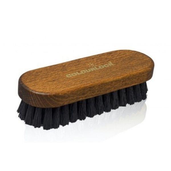 Krtačka za čiščenje usnja
